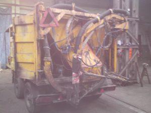 Serwis maszyn drogowych